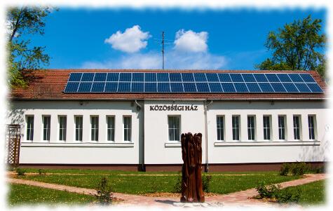 Közösségi tér ki-átalakítás és foglalkoztatás (önkormányzati) MFP-EKT2020
