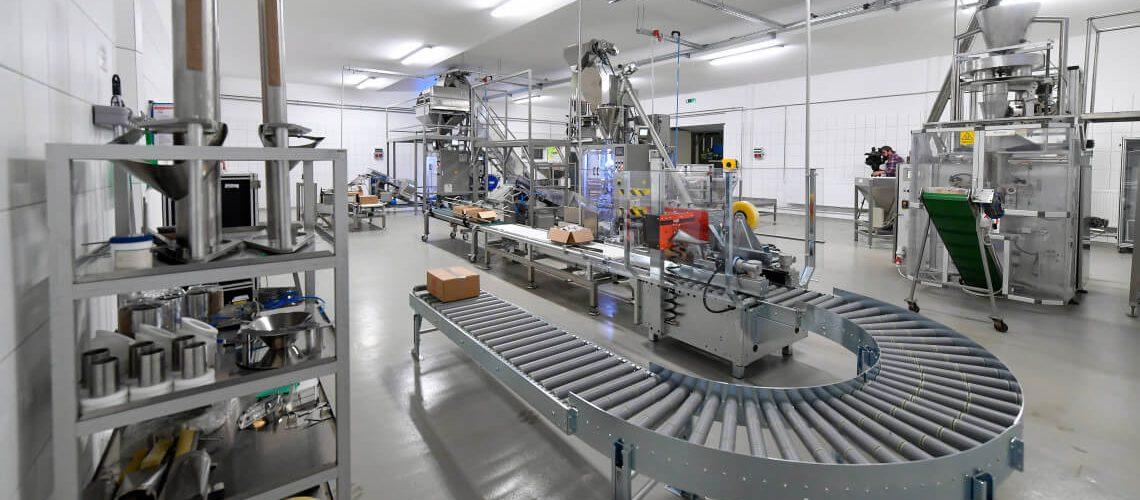 Élelmiszeripari üzemek komplex fejlesztése VP3-4.2.1-4.2.2-2-21